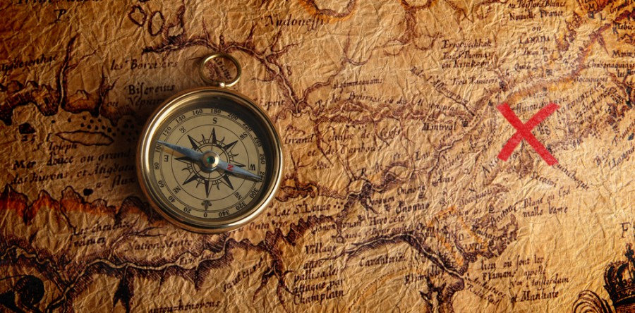 Prospecting Treasure Map